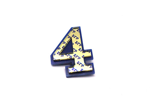 SGRho Line Number Pin
