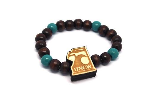 UNCW 'Teal Tuesday' Bracelet