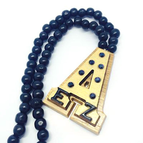 Alpha 'Chapter Jewels' Necklace