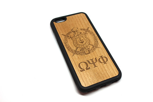 Omega Psi Phi Phone Case