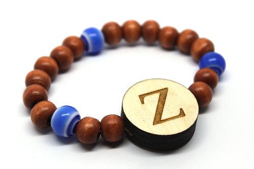 Zeta 'Letter' Bracelet