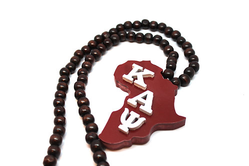 Kappa 'Africa' Necklace