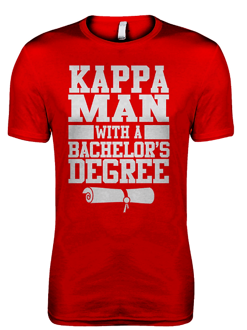"""Kappa """"Degree"""" Shirt"""