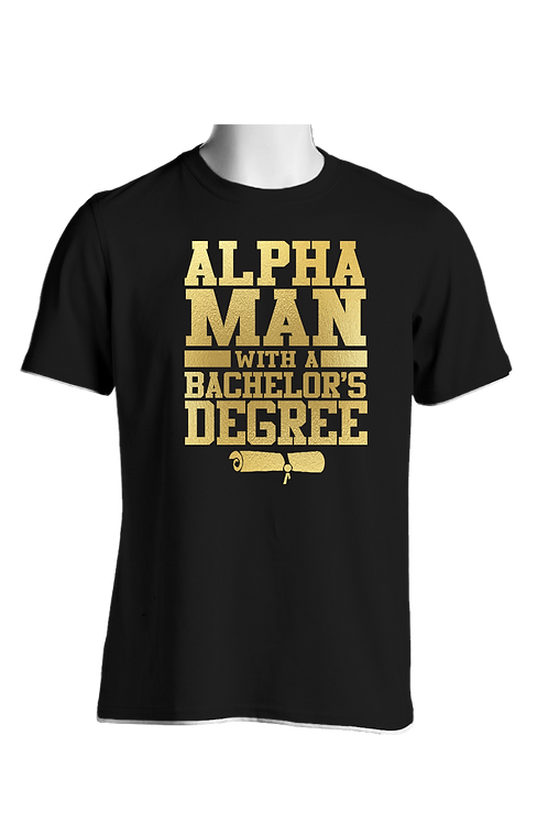 "Alpha ""Degree"" Shirt"