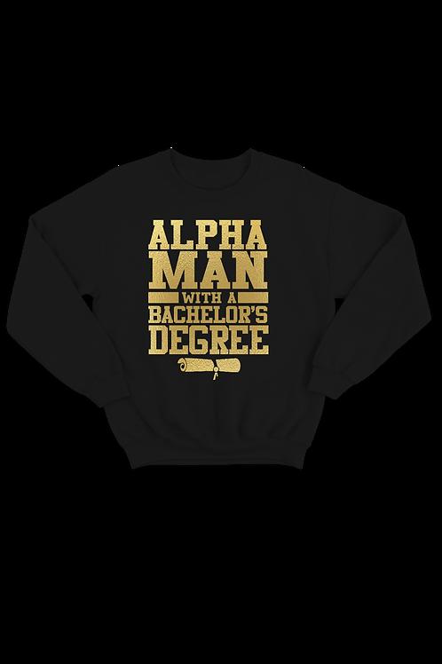 "Alpha ""Degree"" Sweatshirt"