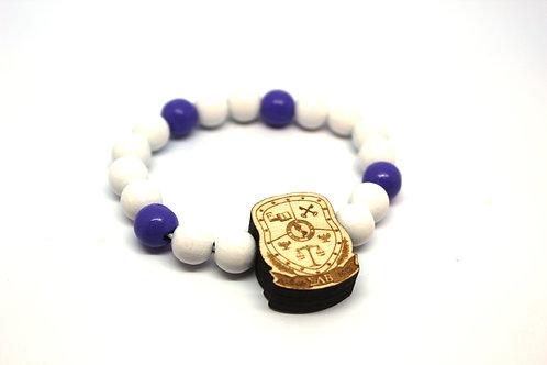 Sigma Lambda Beta Bracelet