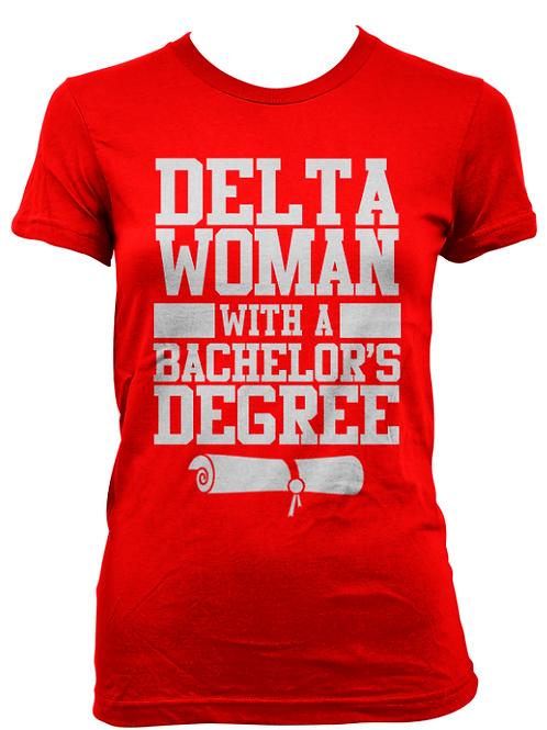 "Delta ""Degree"" Shirt"