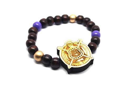 Omega 'Shield' Bracelet