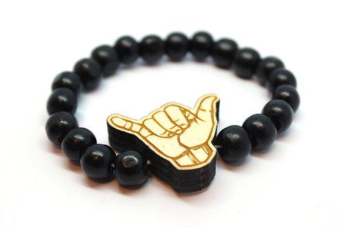 Alpha 'Hand Sign' Bracelet