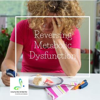Reversing Metabolic Dysfunction