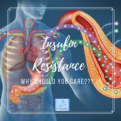 insulin resistance why should you care p