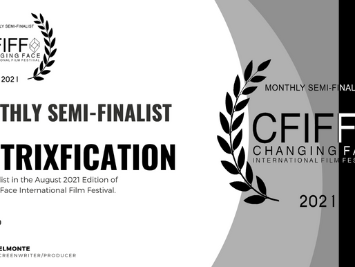 'Matrixficación', Semi-Finalista en el CFIFF 2021