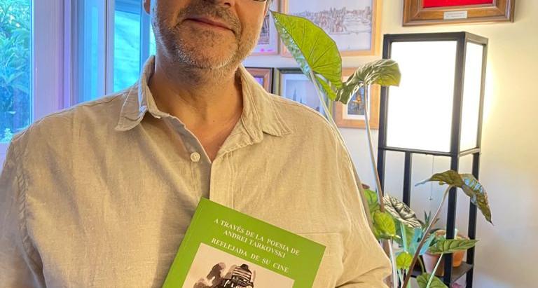 A TRAVÉS DE LA POESÍA DE ANDREI TARKOVSKI REFLEJADA DE SU CINE, de Miguel Ángel Barroso