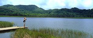Grand Etang Lake Grenada