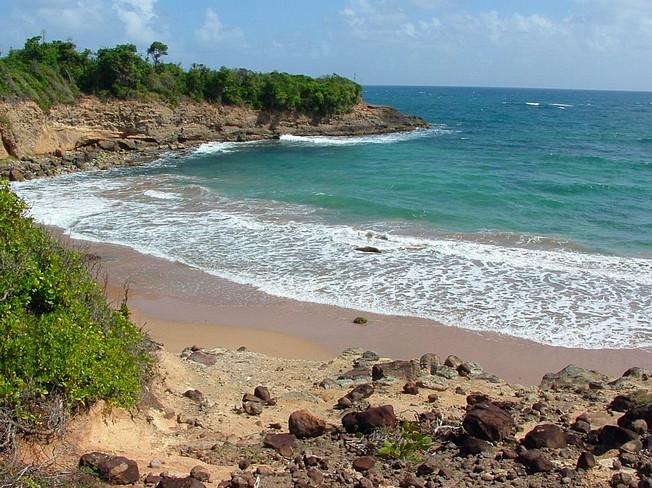 Petite Goualasse Beach