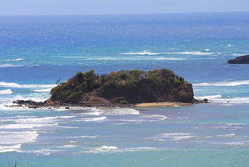 Bacolet Island
