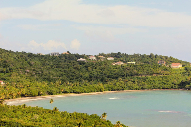 Hope Beach Northern view