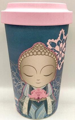 Mug bambou little buddha