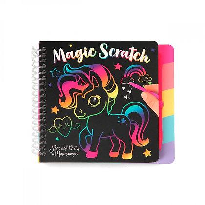 Mini magic scratch