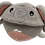 Thumbnail: Peluche réversible éléphant et...