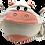Thumbnail: Peluche réversible Panda et...
