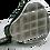 Thumbnail: Pochette rigide forme coeur