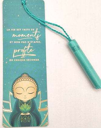 Marque-page little buddha