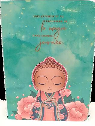 Carnet little buddha