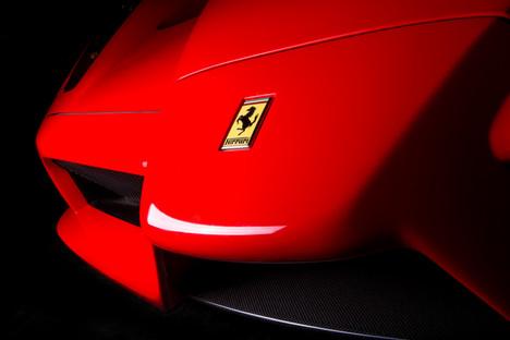 Ferrari Italia, Hong Kong