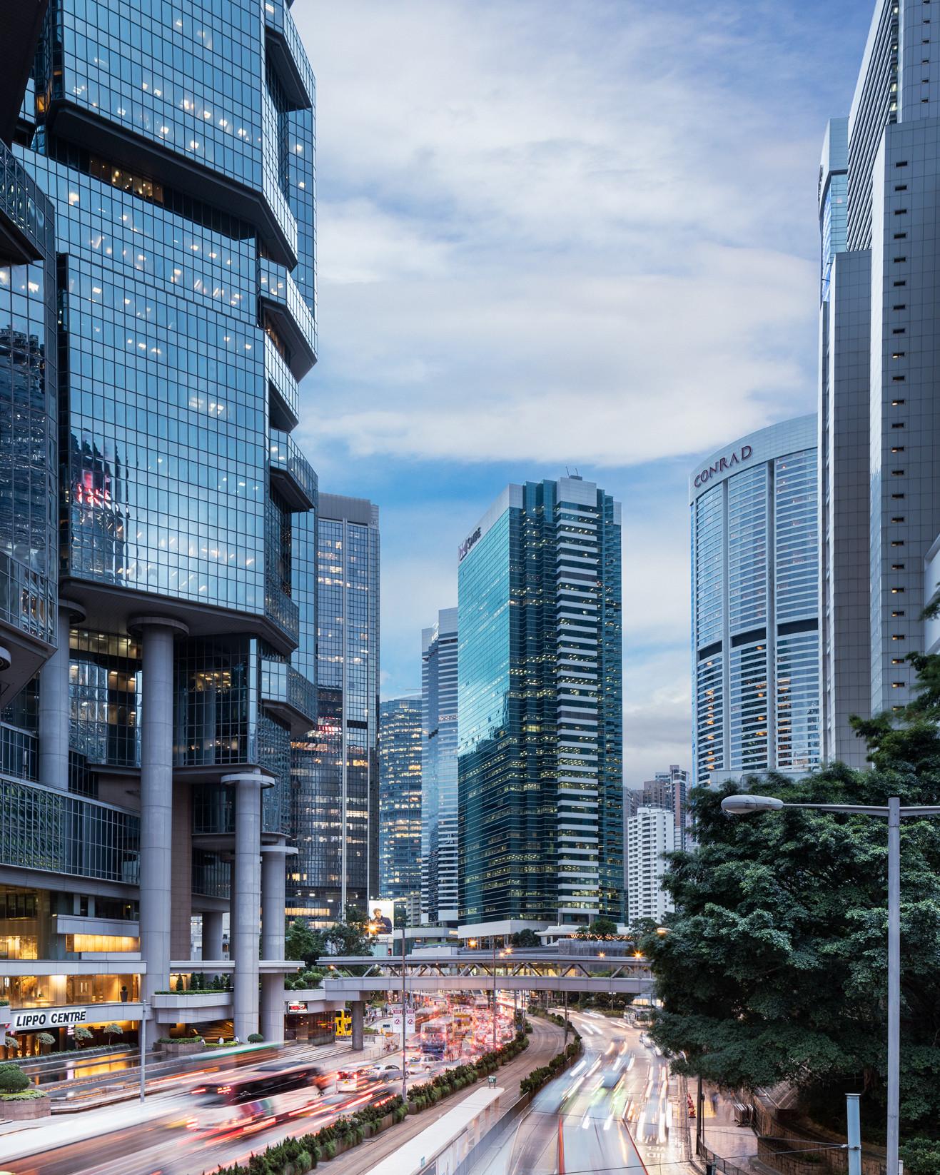 Swire Building, Hong Kong