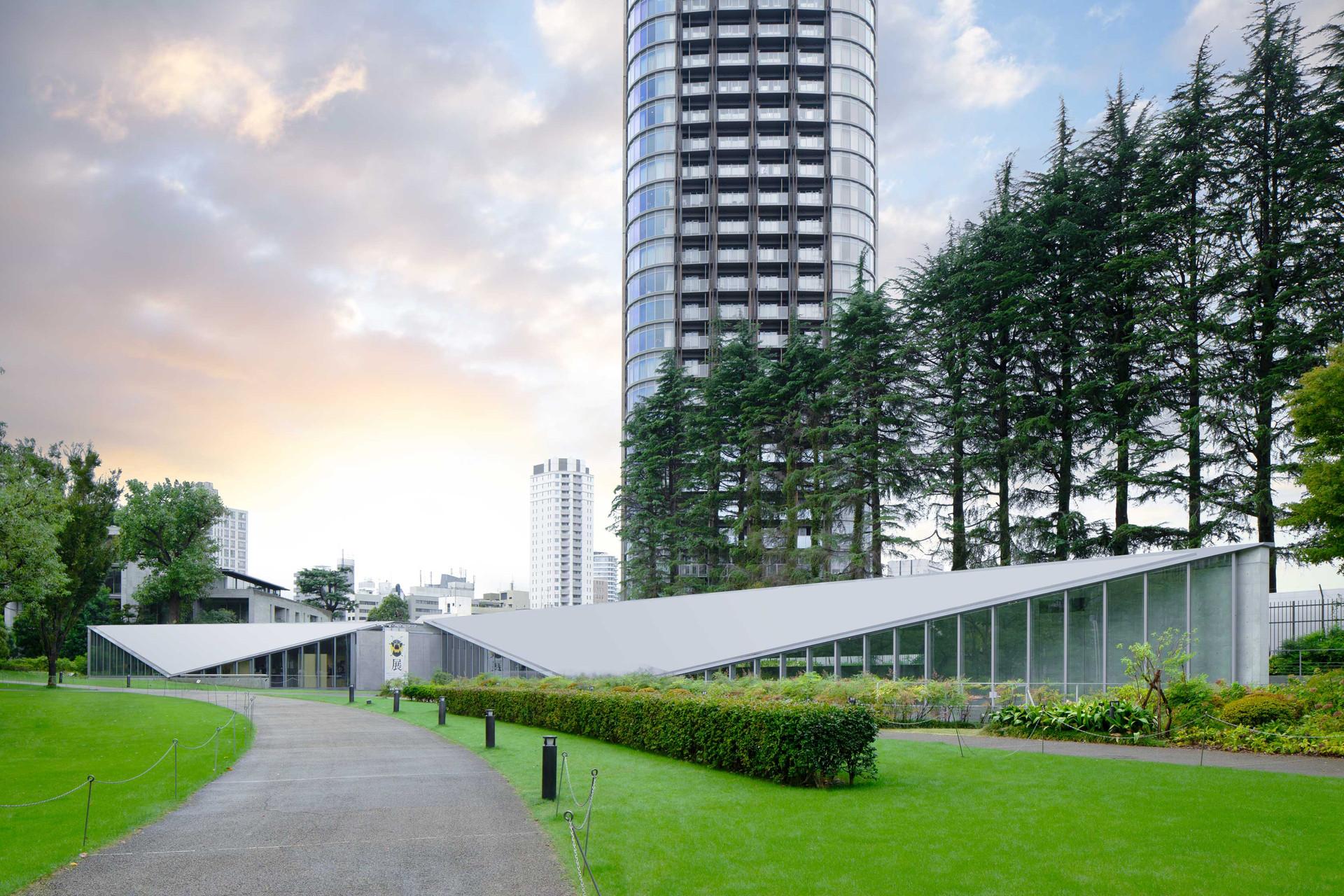 21 21 Design Site, Tokyo