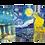 Thumbnail: Vincent Van Gogh Mini Notebooks Set of 3