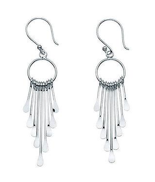 Multi Stick Drop Earrings