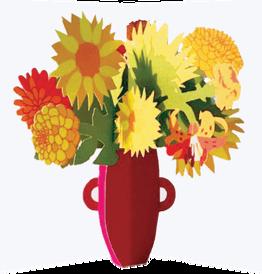 3 D Floral Cards