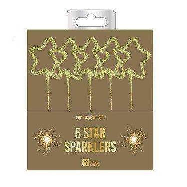 Gold Star Sparklers