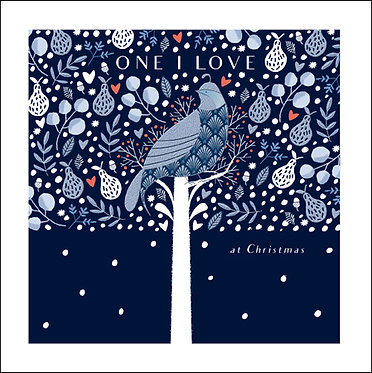 One I Love/Partner Christmas Cards