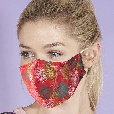 Mandalas Reusable Face Covering