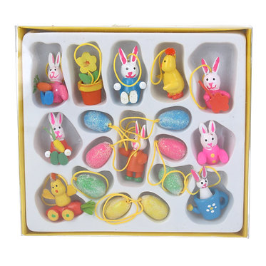 Mini Easter Decs