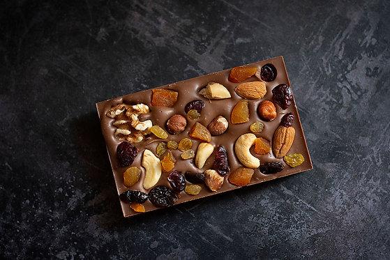 Artisan Fruit and Nut Bar
