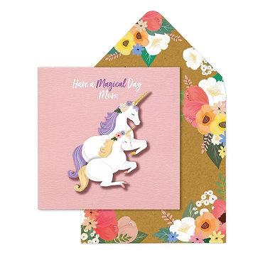 Mum Card by Tache Crafts