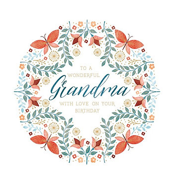 More Grandmother Cards