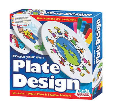 Design Your Own Plate Kit