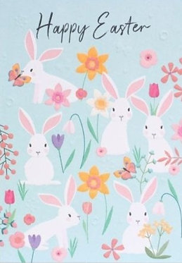 Easter Bunnies by Belly Button Designs