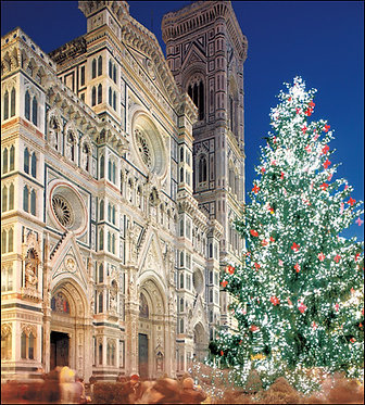 Charity Pack Christmas Cards Italian Cathedral