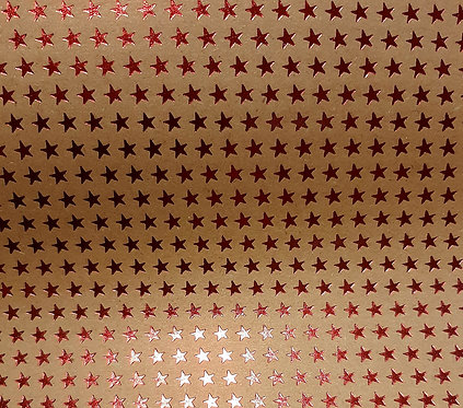 Christmas Star Flat Wrap