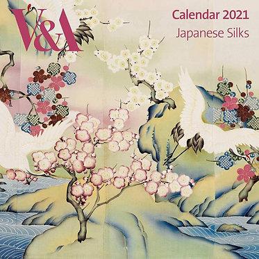 V&A Japanese Skills Wall Calendar 2021