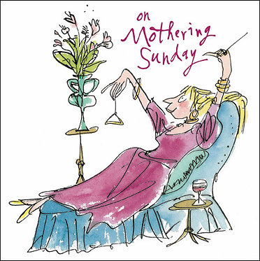 Quentin Blake Mother's Day