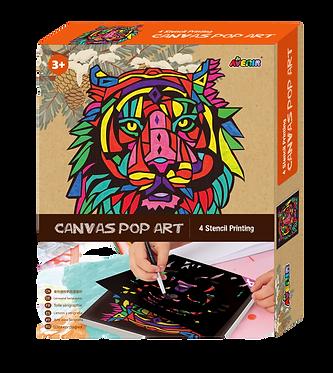 Canvas Pop Art