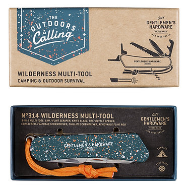 Wilderness Multitool