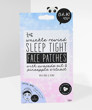 Sleep Tight Face Patches
